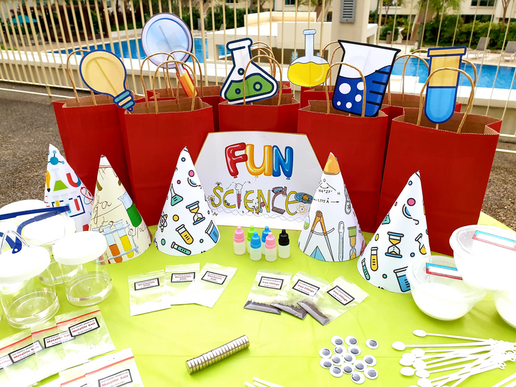 Best Science Birthday Party Singapore